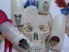 48 Nailtattoos Skulls, 4 Totenkopf-Motive im Set